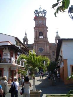 Kirche - Kirche Nuestra Señora de Guadalupe