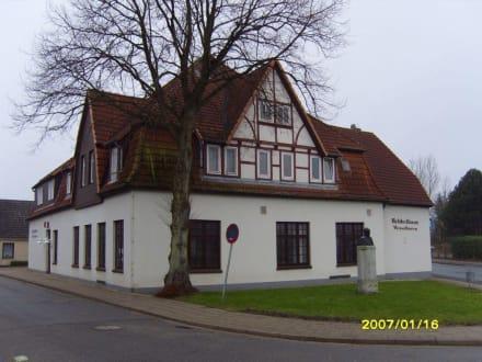 Das Hebbelhaus! - Friedrich Hebbel Museum