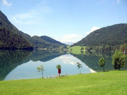 Hintersteinsee - Hintersteiner See
