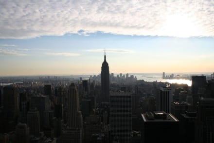 Swarowski-Platform on Rockefeller Center - Rockefeller Center