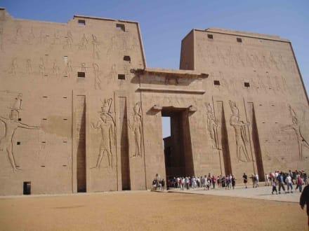 Edfu - Horus Tempel Edfu