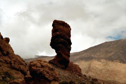 Parque Nacional de Teide - Roque de Garcia - Teneriffas Wahr - Roques de Garcia