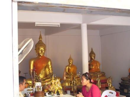Gläubig - Big Buddha