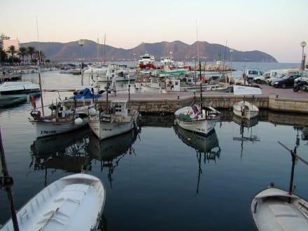 Hafen Cala Bona - Hafen Cala Bona