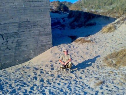 Bunkeranlage - Festungsanlage Sondervig