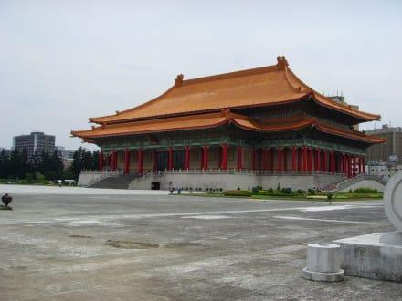 Das Nationale Theater - Chiang Kai Shek Memorial Hall