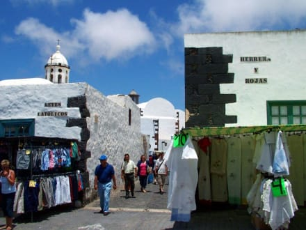 Sonntagsmarkt 2 - Markt in Teguise