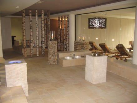 Wellness-Bereich - Travel Charme Ifen Hotel Kleinwalsertal