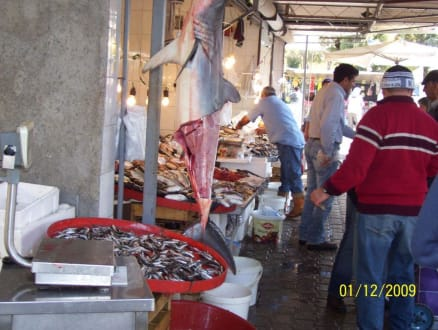 Markt in Kemer - Markt