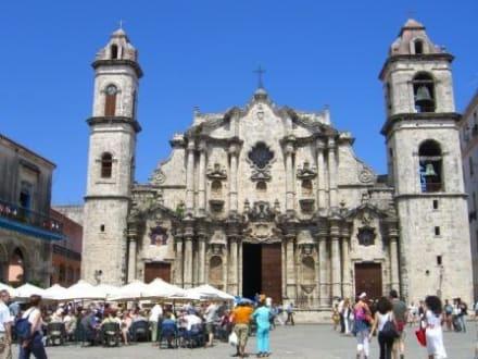 In Havanna - Kathedrale San Cristóbal