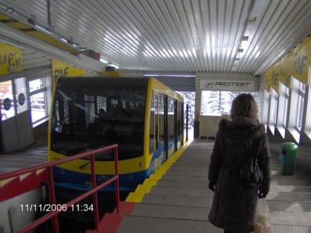 Sonstiges Transportmittel - Gubalowka