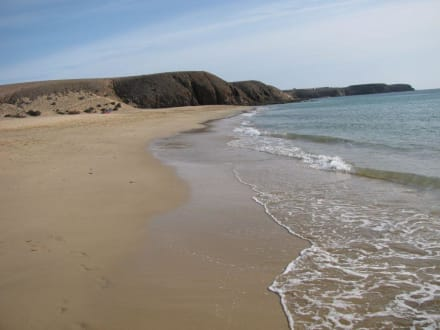 Papagayo Strand - Playa de Papagayo