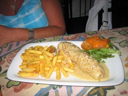 Calamaris-Steak - Restaurant Ah Youn