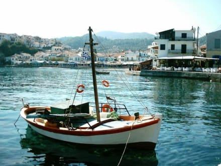 Kokkari - Samos - Hafen Kokkari
