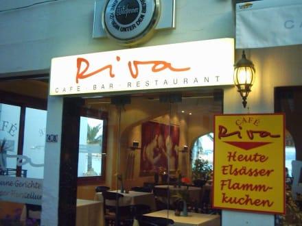 Schlemmertipp - Café Riva