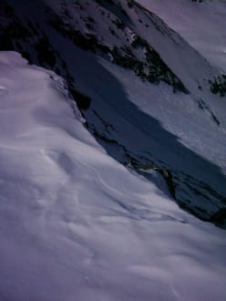 Aiguille Pers Freeride-Tour für Fortgeschrittene - Espace Killy