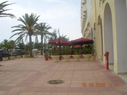 Promenade in Hammamet-Yasmine - Strand Hammamet