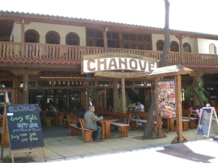 Restaurant Chanove - Restaurant Chanove