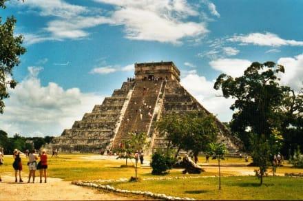 El Castillo - Ruine Chichén Itzá