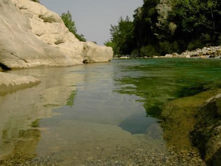 Göynük-Schlucht - Schlucht von Göynük / Göynük Canyon Park