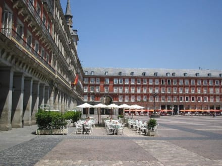 La Plaza Mayor - Plaza Mayor