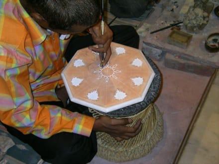 Marmor Bearbeitung - Verkaufsveranstaltung