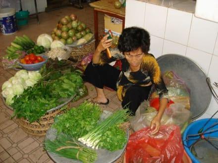 Gemüse aller art - Ben-Thanh-Markt