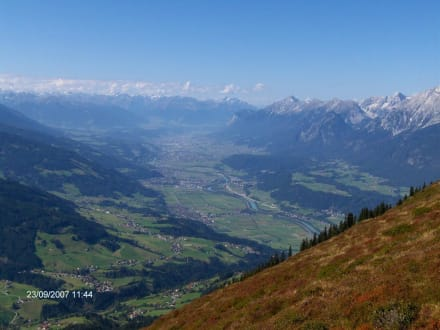 Mountain/Volcano/Hills - Inntal Mountain