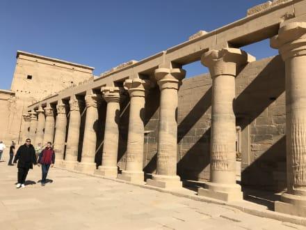 Tempel - Tempel von Abu Simbel