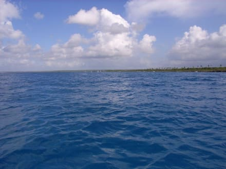 Insel Saona - Isla Saona