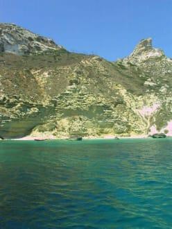der Teufelssattel bei Cagliari - Teufelssattel