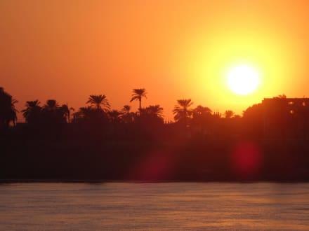 Sonnenuntergang - lti Alyssa & Spa