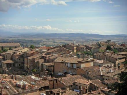 Über den Dächern von Siena - Dom von Siena