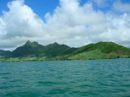 berglandschaft - Ile des Deux Cocos