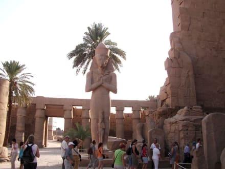 Ausflug Luxor Tempel - Luxor Tempel