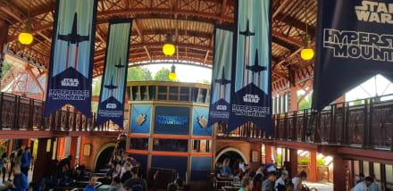 Hyper space mountain - Disneyland Resort Paris / Euro Disney