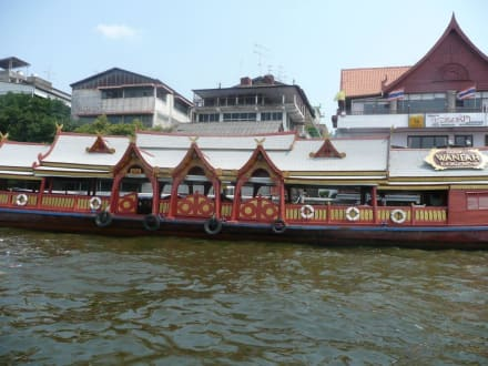 Stadt/Ort - Chao Phraya River