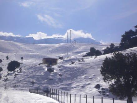 Skigebiet Davraz - Skigebiet Davraz