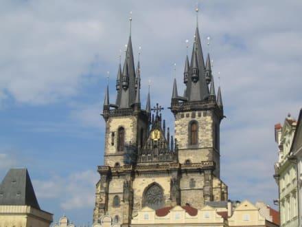 Prag - Teynkirche