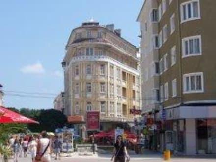 Architektur in Varna - Altstadt Varna
