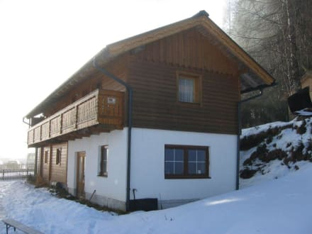Urige Skihütte direkt am Skihang - Flachauwinkl