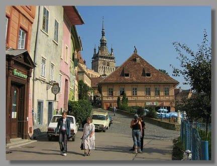 Sighisoara (Schassburg) - Altstadt - Altstadt Sighisoara/Schäßburg