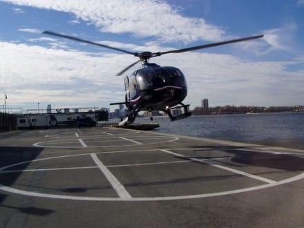 Rundflug mit dem Helicopter über Manhattan - New York City Pass