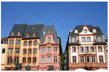 Am Markt in Mainz - Altstadt Mainz