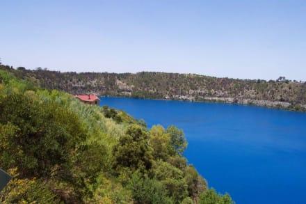 Blue Lake , Mt. Gambier - Blue Lake
