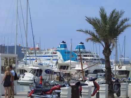 Hafen - Yachthafen San Antonio/San Antoni de Portmany