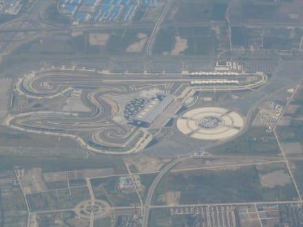 Formel 1 Strecke - Shanghai International Circuit