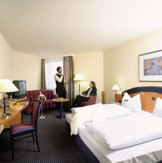 Komfortzimmer - RAMADA Hotel Leipzig