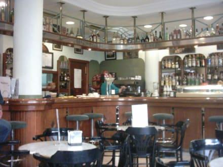 Cafe Madison in der Altstadt von Palma - Madison Cafe