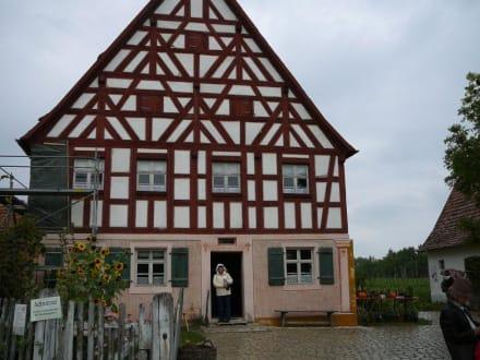Hopfenhaus - Fränkisches Freilandmuseum